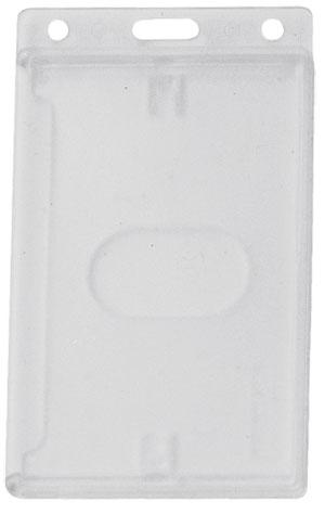 Rigid Plastic Badge Holders Rigid Plastic Card Holders